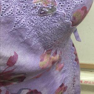 Spring into spring! Linen wrap dress